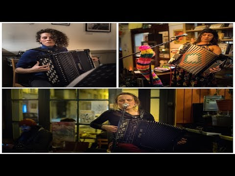 Festival One Woman Accordion Band