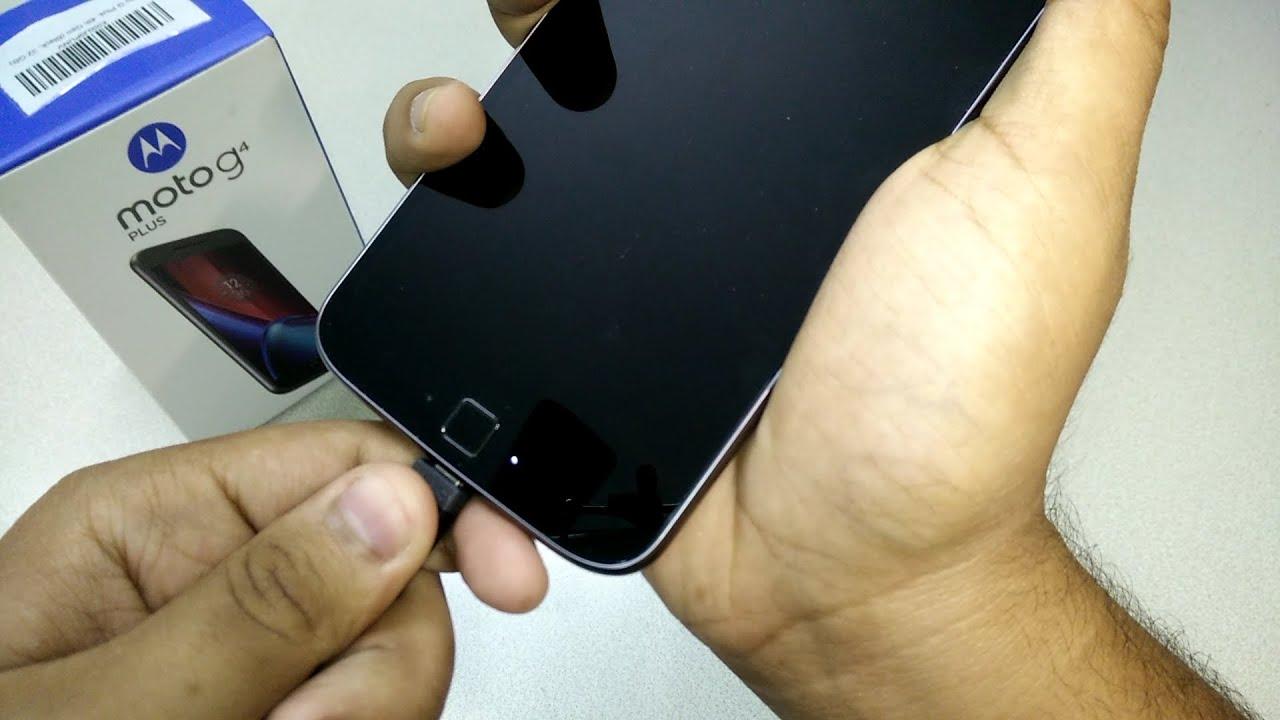 Moto G4 Plus Has LED Notification Light ? - Shocking ...