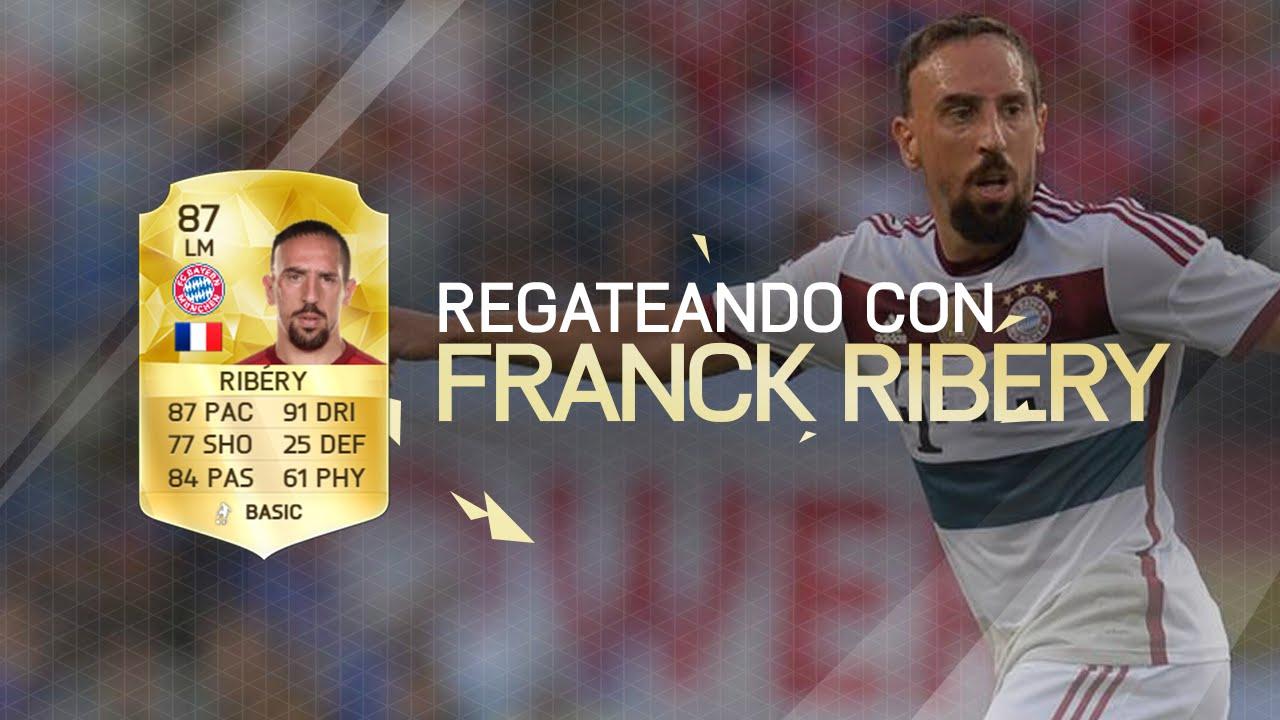 Ribery Fifa 16