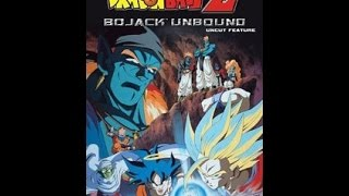 Dragon ball z bojack unbound review