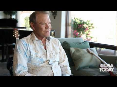 Singer Glen Campbell on his recent Alzheimer's diagnosis
