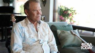 Singer Glen Campbell on his recent Alzheimer