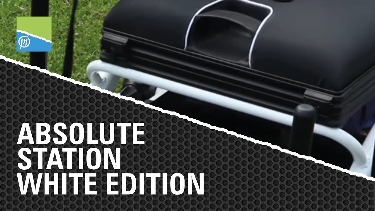 Absolute Station White Edition Seatbox