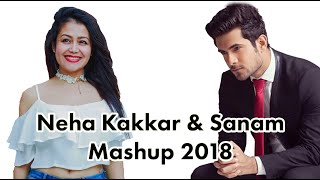 Dil Diyan Gallan, Muhabbat | Neha Kakkar | Sanam Puri | Korean Video Mashup Song 2018 | MDx Records