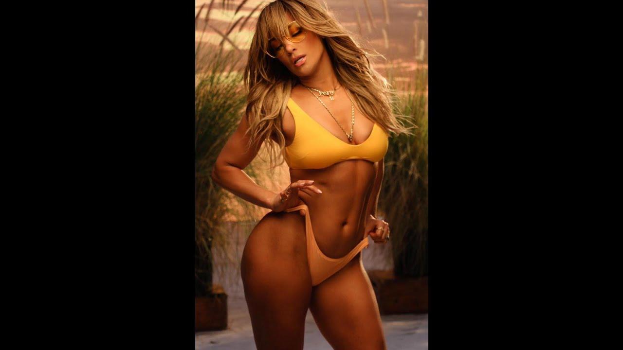 Jennifer Lopez hot scenes. Sexy video with Jennifer Lopez