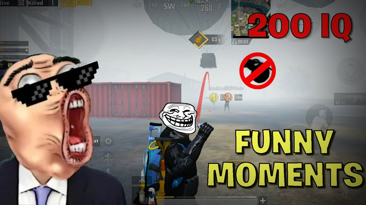 Pubg Mobile WTF and Funny Moments #1 : RustyRival