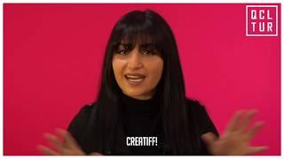 Mikalya imite l'accent haïtien, africain et arabe!