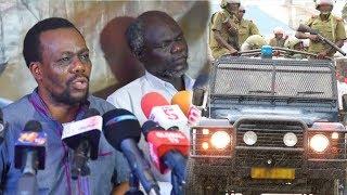 KIMENUKA: Zito Kabwe Atoboa Siri Nzito Sakata la CAG na Spika wa Bunge ,sasa lanukia kufika kortini