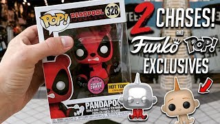 Hot Topic Exclusive Funko Pop Hunt! (2 Chases, Pandapool, Incredibles 2)