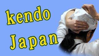 kendo japan|剣道面タオルチャンネル
