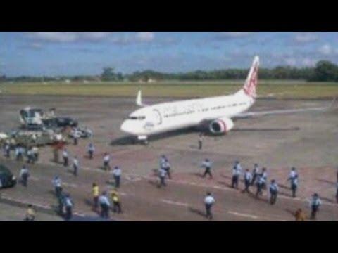 Drunken man sparks plane hijack alert in Bali