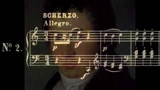 Bagatela Op. 33 Nº 2 en Do Mayor: Scherzo. Allegro. Ludwig van Beethoven
