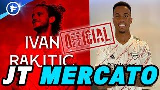 OFFICIEL : Rakitic quitte le FC Barcelone, Arsenal claque 30 M€ pour Gabriel | Journal du Mercato