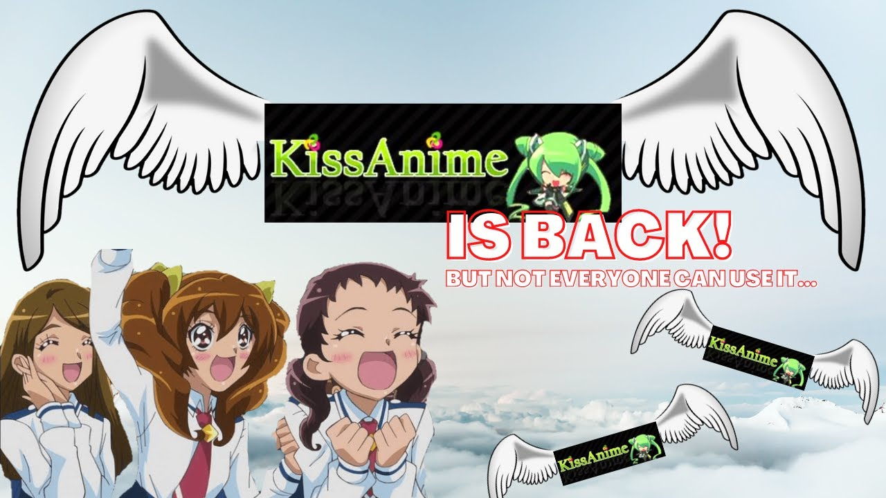 Download Kissanime is back! An overdue update on anime streaming…