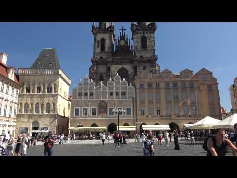 Prague - Old Town Square (4K Ultra HD)