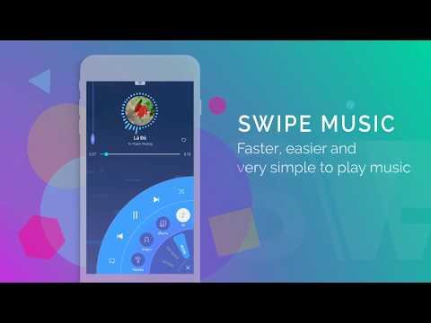 iPlay Music v2.0 - Swipe Music Player, Quick Mp3 Player