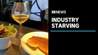 'Financial famine' not over for many restaurants a year after first COVID-19 shutdown | ABC News