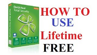 Quick Heal Antivirus lifetime free use