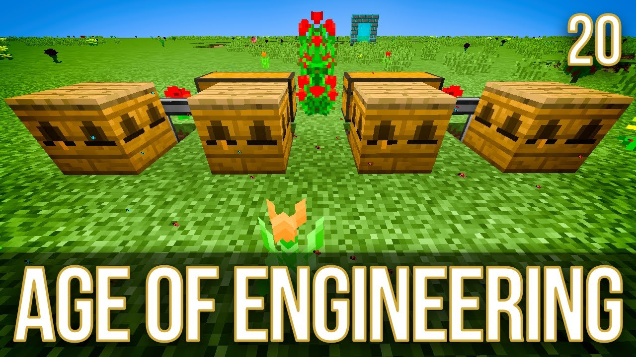 Forestry Bees Automation | Age of Engineering | Episode 20