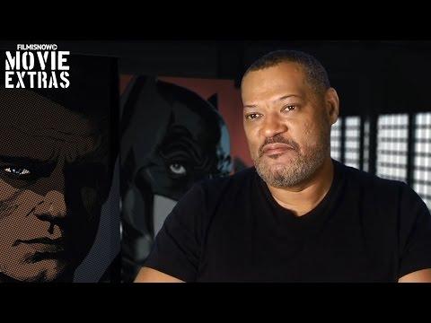 Batman v Superman: Dawn of Justice | Laurence Fishburne is