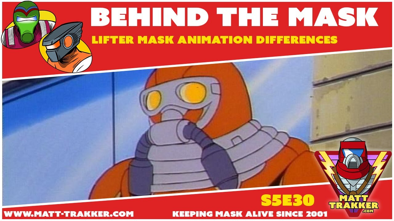 Lifter Mask Animation Differences - S5E30