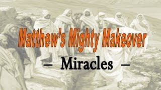 matthews - Make a miracle