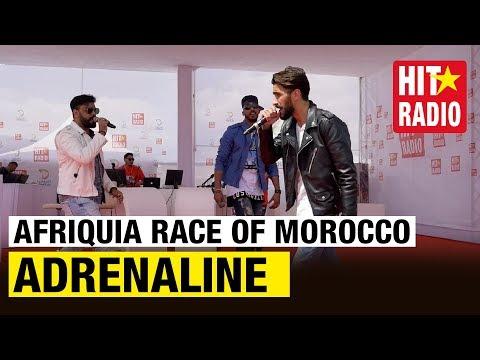 ADRENALINE LIVE @ AFRIQUIA RACE OF MOROCCO