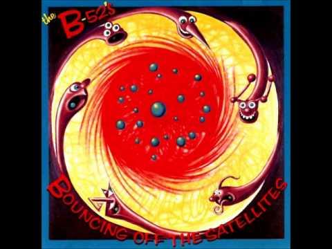 The B-52's- Bouncing Off The Satellites (Full Album)