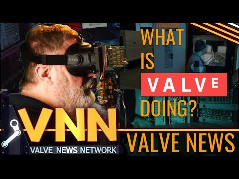 Many Unreleased Projects - Valve Leaks a Complete Makeover