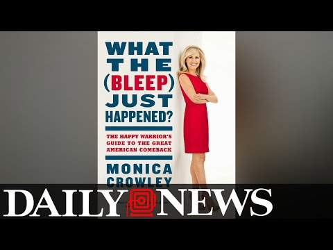 Trump Aide Monica Crowley's Book Sales Halted After Plagiarism Scandal