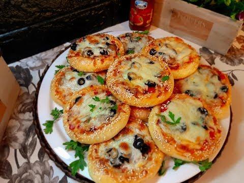 صورة  طريقة عمل البيتزا فطائر البيتزاء بعجينه مميزه .مع طريقه تشكيل مميزه..تابعوها من اطيب الوصفات طريقة عمل البيتزا من يوتيوب