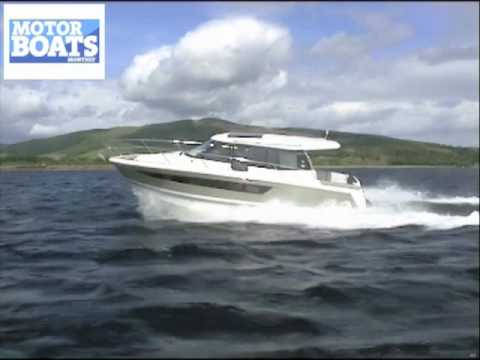 Motor Boats Monthly Jeanneau NC11 boat test