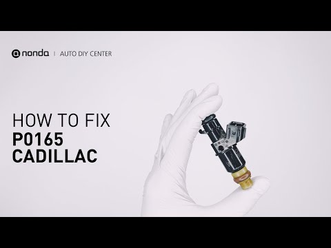 How to Fix CADILLAC P0165 Engine Code in 3 Minutes [2 DIY Methods / Only $8.66]