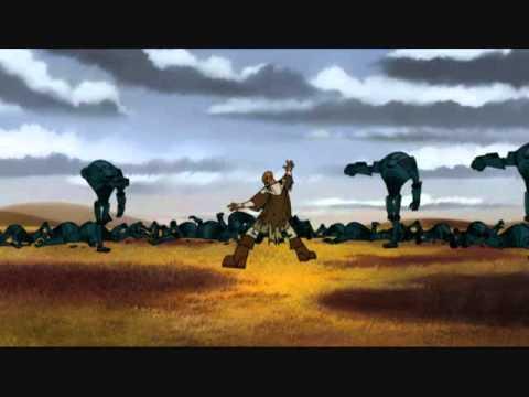 Clone Wars 2003: Mace Windu Being Awesome