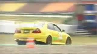 Mitsubishi lancer evolution 1999 drift