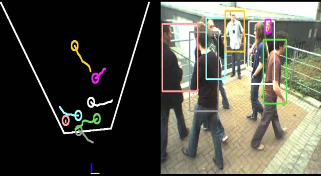 Pedestrian Detection And Tracking Using Stereo Vision