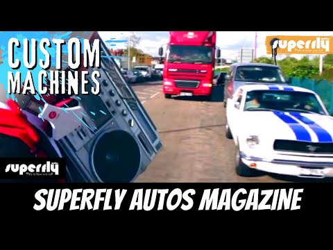 SuperFly Car Magazine™ -