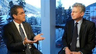 WTO Director General Discusses Global Trade Under Trump