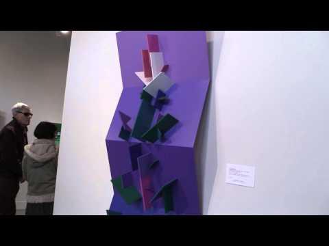 Eli Bornstein at Winchester Gallery Modern