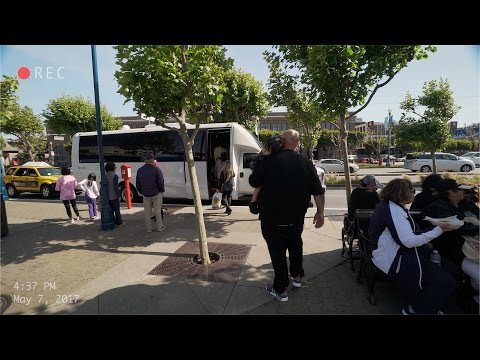 Family trip to San Francisco in a party bus - Home Videos 004