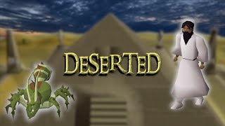 My UIM Is Locked to the Desert... (Deserted Ep. 1)