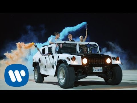 Ed Sheeran - Beautiful People (feat. Khalid) [Official Video]