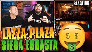 Lazza - Gigolò ft. Sfera Ebbasta, Capo Plaza * REACTION * Arcade Boyz