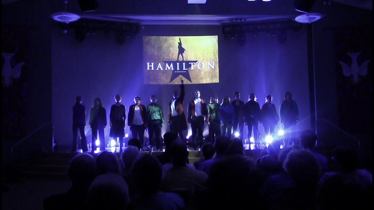 lighting design concert clip alexander hamilton youtube