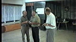 Песни на свадьбе 14 июля 2001 г.