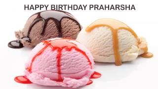 Praharsha   Ice Cream & Helados y Nieves - Happy Birthday