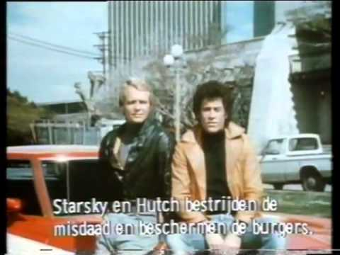 Starsky and Hutch, David Soul and Paul Michael Glaser PROMO