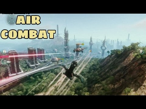 Top 15 HD Air Combat Android & iOS Games