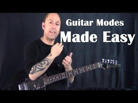 guitar-modes-made-easy-|-guitarzoom.com-|-steve-stine