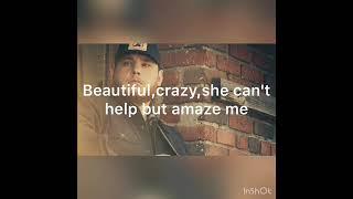Luke Combs- Beautiful Crazy(Lyrics)